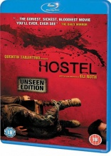 Blu-Ray: Hostel: Unseen Edition
