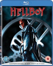 Blu-Ray: Hellboy (Director's Cut)