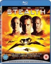 Blu-Ray: Stealth: Přísně tajná mise