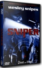 DVD: Sniper [!Výprodej]