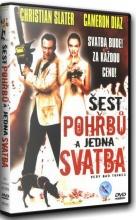 DVD: Šest pohřbů a jedna svatba [!Výprodej]