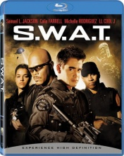 Blu-Ray: S.W.A.T. Jednotka rychlého nasazení / SWAT
