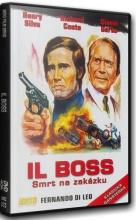 DVD: Boss: Smrt na zakázku [!Výprodej]