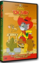 DVD: Tom a Jerry: Kolekce Tom a Jerry 7