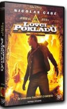 DVD: Lovci pokladů