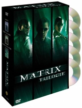 DVD: Matrix: Trilogie (3 DVD)