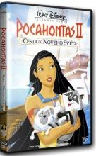 DVD: Pocahontas 2: Cesta do Nového světa