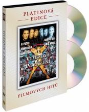 DVD: Vítězové a poražení S.E. (2 DVD) - [Platinová edice]