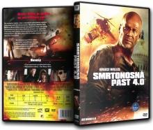 DVD: Smrtonosná past 4.0