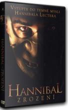 DVD: Hannibal: Zrození [!Výprodej]
