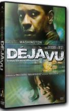 DVD: Deja Vu (Déjà Vu) [!Výprodej]