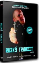 DVD: Ruský tranzit 3 (5. - 6. díl) [!Výprodej]