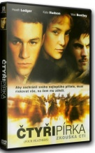 DVD: Čtyři pírka
