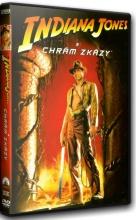 DVD: Indiana Jones a chrám zkázy S.C.E.
