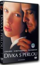 DVD: Dívka s perlou
