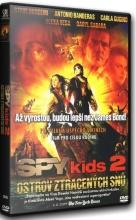 DVD: Spy Kids 2: Ostrov ztracených snů [!Výprodej]