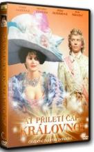 DVD: Ať přiletí čáp, královno!