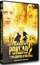 DVD: Ztracený poklad templářských rytířů 2 [!Výprodej]