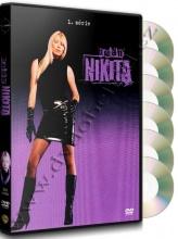DVD: Brutální Nikita: Kompletní 1. sezóna (6 DVD)