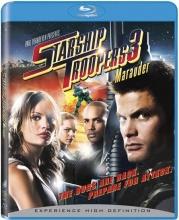 Blu-Ray: Hvězdná pěchota 3: Skrytý nepřítel / Starship Troopers