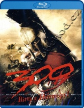 Blu-Ray: 300: Bitva u Thermopyl
