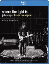 Blu-Ray: John Mayer - Where The Light Is