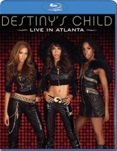 Blu-Ray: Destiny's Child - Live in Atlanta