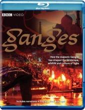 Blu-Ray: Ganges  - (bez CZ podpory)