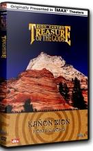 DVD: IMAX: Kaňon Zion - Poklad bohů
