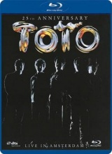 Blu-Ray: Toto - Live In Amsterdam (25th Anniversary)