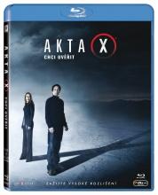 Blu-Ray: Akta X: Chci uvěřit