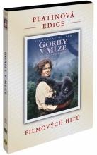 DVD: Gorily v mlze: Příběh Dian Fosseyové - [Platinová edice]