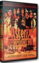 DVD: Asterix a Olympijské hry [!Výprodej]