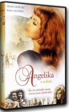 DVD: Angelika a sultán [!Výprodej]