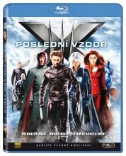 Blu-Ray: X-Men 3: Poslední vzdor