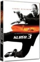 DVD: Kurýr 3 - [Edice Filmparáda]