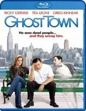 Blu-Ray: Město duchů (2008)