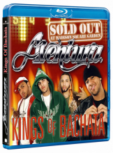 Blu-Ray: Aventura: Sold Out at Madison Square Garden