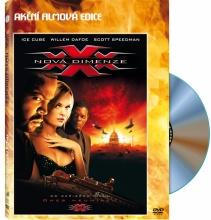 DVD: xXx: Nová dimenze - (Žánrová edice) [!Výprodej]