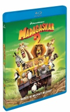 Blu-Ray: Madagaskar 2: Útěk do Afriky