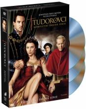 DVD: Tudorovci: Kompletní 2. sezóna (3 DVD)