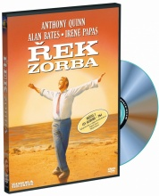 DVD: Řek Zorba