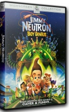 DVD: Jimmy Neutron [AKCE]