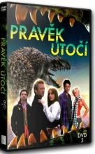 DVD: Pravěk útočí 3 [!Výprodej]
