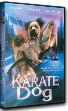 DVD: Karate Dog [!Výprodej]