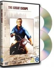 DVD: Velký útěk D.E. (2 DVD) [AKCE]