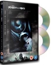 DVD: Planeta opic - 2001 D.E. (2 DVD) [AKCE]