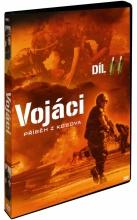 DVD: Vojáci: Příběh z Kosova 2. díl [!Výprodej]