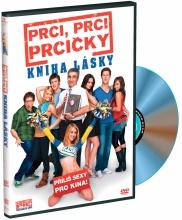 DVD: Prci, prci, prcičky: Kniha lásky