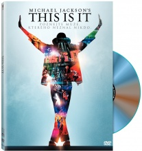 DVD: Michael Jackson: THIS IS IT